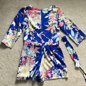 Yumi Kim Pants - Yumi Kim silk romper, medium